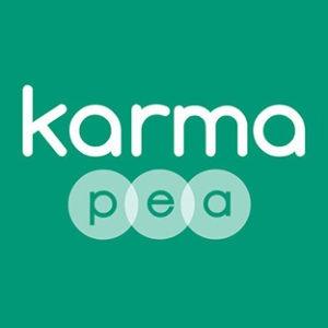 Karma Pea Logo